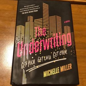 3 for $20/The Underwriting by Michelle Miller